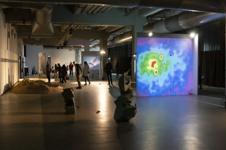 The New Currentintroduces emerging artists Art Rotterdam Week.