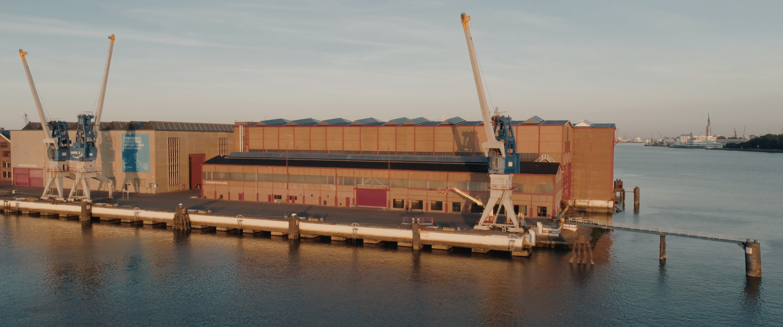 Rotterdam Rave Outdoor Festival 2019 relocates to RDM site in raw harbour area