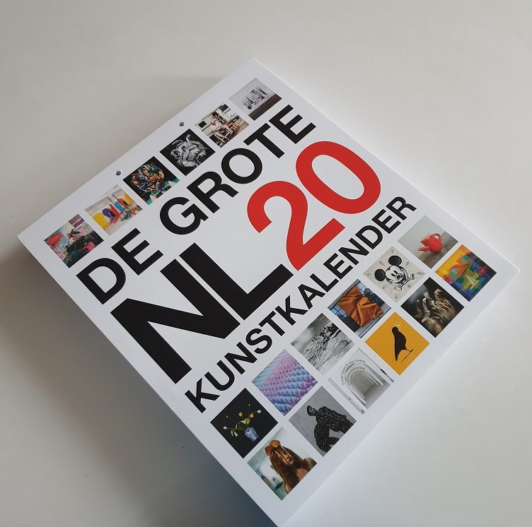Grote Nederlandse Kunstkalender